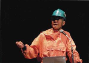 宮田 敬博氏(谷山サザンホール会場)